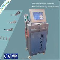Supersonic 40K Ultrasonic Cavitation RF Machine with 7 Probes /salon weight loss