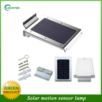 46pcs LED chips led solar motion sensor light for garden