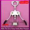 Customized hot-sale wine corkscrew bottle openers