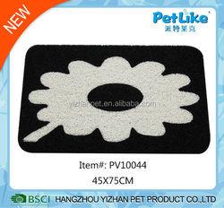2016 China wholesale pet feeding mat