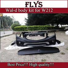 E260, E300 E63 HOT SALE auto parts mercedes w212 wald body kit for E260, E300 E63