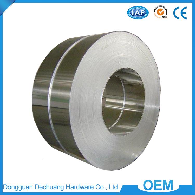 Fornitura di prezzi lamina di rame 0.1mm raggiungere ROHS ASTM standard AISI cupronichel bobina di rame C7521