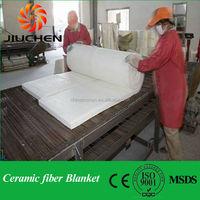 1260C Standard Fireproof Thermal Material Ceramic Fiber Blanket