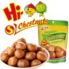 Organic Roasted Peeled Chestnuts--Ready to eat halal snacks nuts