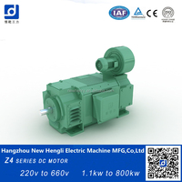factory direct small electric carbon brush dc motor 20kw
