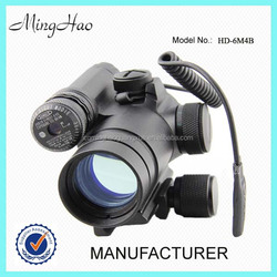 Minghao HD-6M4B, 1x Red Dot wargame shooters edge rifle scope laser sight