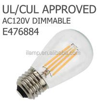 4w P45 E14 LED Filament OPAL / Clear 110V/ 230V CE Rohs SAA approved