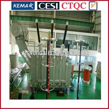 63kva 3 phase 2 windings oil immersed toroidal 2 winding type power transformer