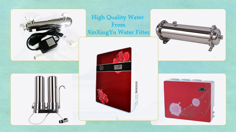 Factory Direct Sales All Kinds of Water Filter System