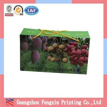 Manufacture Cheap Price Cardboard Box For Fruit And Vegetable