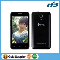 "Cheap THL W100S Quad Core mobile Phone Android 4.2 MTK65824.5"" QHD 1GB RAM 4GB ROM WIFI GPS8.0Mp Back Camera"