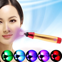 2015 NEW derma pen Rechargeable LED Nano Photon Electric Derma Pen