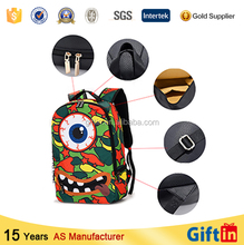 2015 new trendy popular backpack leather,women backpack,hidden compartment backpack