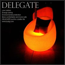 Contemporary OEM led chair covers