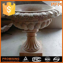 Personal villa garden decoration stone sand finished planter & garden pots & self-watering pot