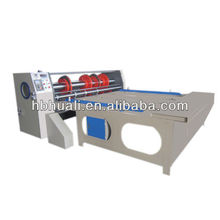carton Slotting Cutting angle and Creasing Machine(economy type 480)/corrugator for carton making