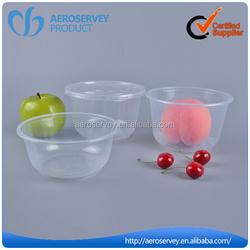 Wholesale customized transparent food packing storage box