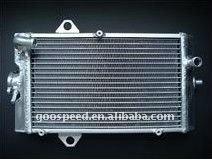 08 Kawasaki kfx450 radiator for motorcycle