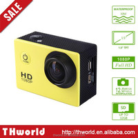 SJ4000 outdoor sports partner dv action camera hd 1080p support 30 meters waterproof