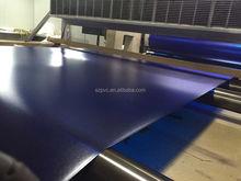 0.5 mm Rigid Colored PVC Sheet Blue, Colorful Rigid Plastic Sheet Roll