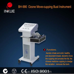 BH-990 Vacuum nipple cups and buttocks cups butt enhancement machine inkue supplier