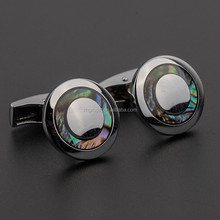 Wholesale Popular Fashion Metal Cufflinks Blanks Cufflink For Gift