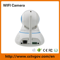 indoor wifi ip camera , wireless web security cameras for smart home automation