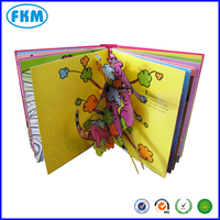 sticker coloring book for child