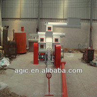 Hot selling! GEMCO high quality wood briquetting making machine small briquetting mill