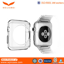 Custom Protective Transparent Clear Hard Plastic Watch Cover Supplier