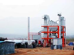 high output LB2000 Asphalt Mixing Plant