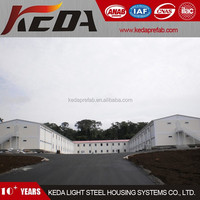Two Storeys Prefabricated Office Building in Temporary Construction Site 22