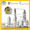 profitable investment and professional technology waste car oil distillation equipment