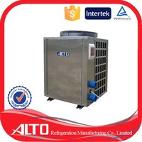 Alto AS-H170Y 50kw/h quality certified swimming pool heat pumps for resident and commercial pool