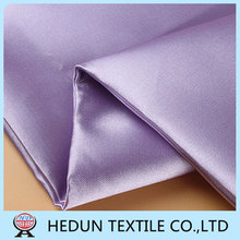 Cheap fabric supplier Latest design Soft composition of cotton satin fabric