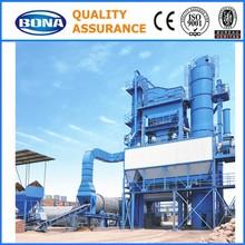 stationary asphalt recycle plant equipment