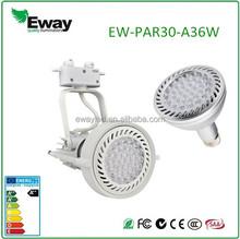 Replace 150w halogen lamp led par30 housing / 35w led spotlight par30