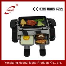 hot selling 1000W electric mini charcoal bbq grills