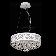Modern Crystal ball pendant light for UK european market