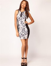 guangzhou factory cocktail dresses for women