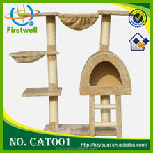 cheap cat furniture best pet cat tree/ cat trees in good quality