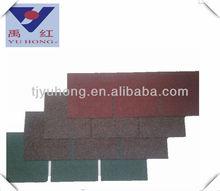 color granules 3-tab asphalt shingles