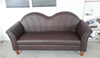 simple designs modern sofa set with durable leather