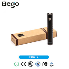Hot sale Kanger Ipow2 1600mAh ego battery smoke E-cigarette jakarta wholesale