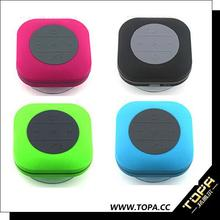 fashion accessories 2015 bluetooth waterproof speaker with cheap price