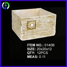 Factory Sale China plastic flower pot trays with good prices