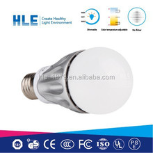 isolated driver IP65 dimmable 10w led bulb light b22 for poultry farm lighting