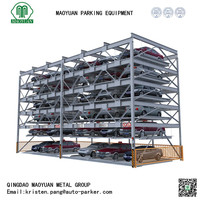 multi level mechanical car parking system parking lifting device