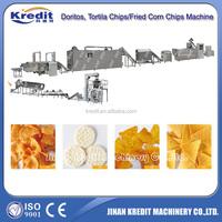 Factory Price Fried Corn Chips Doritos Making Machine