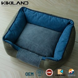 China Supplier Small MOQ luxury elevated dog bed